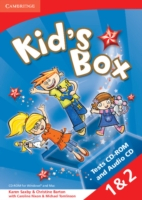 Kid´s Box 2/e (A1-A2) 1/2 Tests CD-Rom + Audio CD 2/e