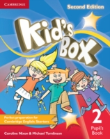 Kid´s Box 2/e (A1-A2) 2 Pupil