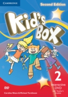 Kid´s Box 2/e (A1-A2) 2 DVD Interactive +Teacher