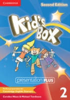 Kid´s Box 2/e (A1-A2) 2 Presentation Plus DVD-Rom 2/e