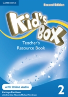 Kid´s Box 2/e (A1-A2) 2 Teacher