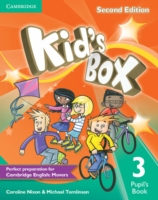 Kid´s Box 2/e (A1-A2) 3 Pupil