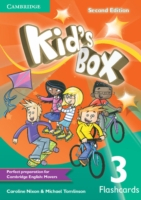 Kid´s Box 2/e (A1-A2) 3 Flashcards (109) 2/e
