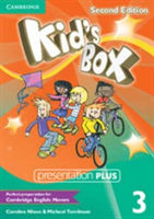 Kid´s Box 2/e (A1-A2) 3 Presentation Plus DVD-Rom 2/e