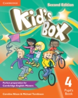 Kid´s Box 2/e (A1-A2) 4 Pupil