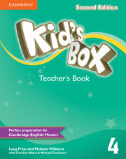 Kid´s Box 2/e (A1-A2) 4 Teacher