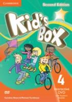 Kid´s Box 2/e (A1-A2) 4 DVD Interactive +Teacher