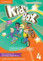 Kid´s Box 2/e (A1-A2) 4 Presentation Plus DVD-Rom 2/e