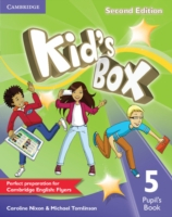 Kid´s Box 2/e (A1-A2) 5 Pupil