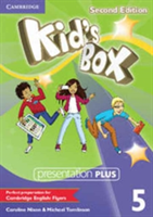 Kid´s Box 2/e (A1-A2) 5 Presentation Plus DVD-Rom 2/e