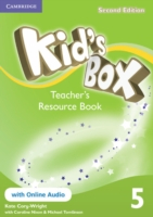 Kid´s Box 2/e (A1-A2) 5 Teacher
