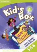 Kid´s Box 2/e (A1-A2) 5/6 Tests CD-Rom + Audio CD 2/e