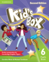 Kid´s Box 2/e (A1-A2) 6 Pupil