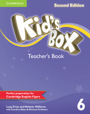 Kid´s Box 2/e (A1-A2) 6 Teacher