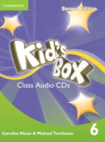 Kid´s Box 2/e (A1-A2) 6 CD (3) 2/e