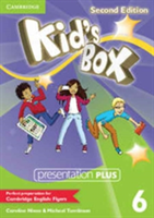 Kid´s Box 2/e (A1-A2) 6 Presentation Plus DVD-Rom 2/e