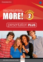 More! 2/e (A1-B1) 2 Presentation Plus Interactive DVD-Rom 2/e