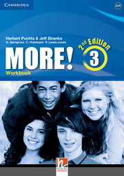 More! 2/e (A1-B1) 3 Workbook 2/e