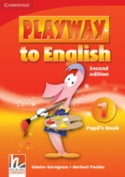 Playway to English 2/e new (A1) 1 Pupil´s Book 2/e