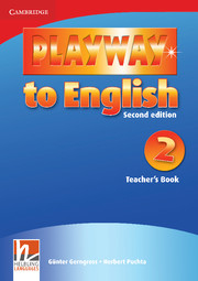 Playway to English 2/e new (A1) 2 Teacher