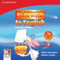 Playway to English 2/e new (A1) 2 CD (3) 2/e