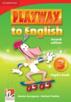 Playway to English 2/e new (A1) 3 Pupil´s Book 2/e
