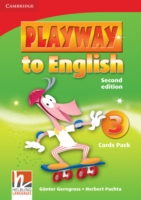 Playway to English 2/e new (A1) 3 Flashcards & Storycards 2/e