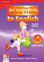 Playway to English 2/e new (A1) 4 Pupil´s Book 2/e