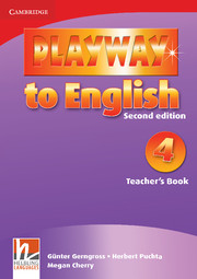 Playway to English 2/e new (A1) 4 Teacher