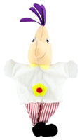 Playway to English 2/e new (A1) >Playway to English Max (glove puppet)