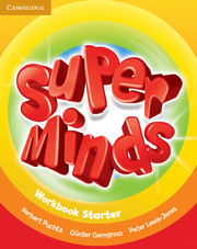 Super Minds (Beg/Pre-int) Starter Workbook