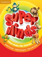 Super Minds (Beg/Pre-int) Starter CD (2)