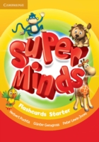 Super Minds (Beg/Pre-int) Starter Flashcards (78)