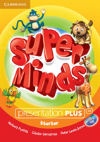 Super Minds (Beg/Pre-int) Start Presentation Plus DVD-Rom
