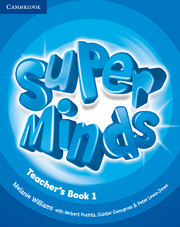 Super Minds (Beg/Pre-int) 1 Teacher