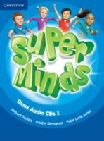 Super Minds (Beg/Pre-int) 1 CD (3)