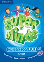 Super Minds (Beg/Pre-int) 1 Presentation Plus DVD-Rom