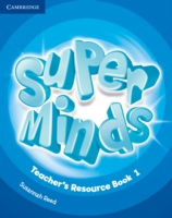 Super Minds (Beg/Pre-int) 1 Teacher´s Resource Book +CD