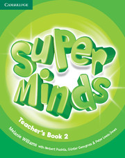 Super Minds (Beg/Pre-int) 2 Teacher