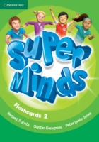 Super Minds (Beg/Pre-int) 2 Flashcards (103)