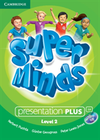 Super Minds (Beg/Pre-int) 2 Presentation Plus DVD-Rom