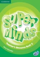 Super Minds (Beg/Pre-int) 2 Teach Resource Book +CD
