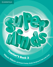 Super Minds (Beg/Pre-int) 3 Teacher