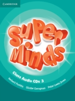 Super Minds (Beg/Pre-int) 3 CD (3)
