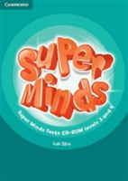 Super Minds (Beg/Pre-int) 3 / 4 Test CD-Rom