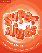 Super Minds (Beg/Pre-int) 4 Teacher