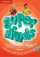 Super Minds (Beg/Pre-int) 4 Presentation Plus DVD-Rom
