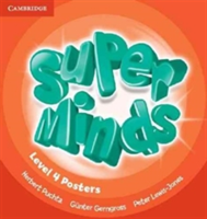 Super Minds (Beg/Pre-int) 4 Posters (10)