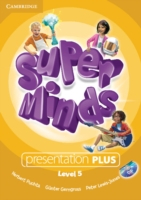 Super Minds (Beg/Pre-int) 5 Presentation Plus DVD-Rom
