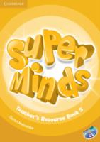 Super Minds (Beg/Pre-int) 5 Teacher´s Resource Book +CD
